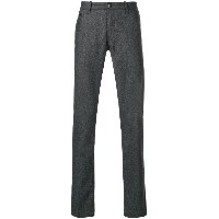 Jacob Cohen straight cropped trousers - グレー