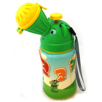 [CoCo Kids] Training Urinal Portable Potty Toddler baby Kids for boy New version (480ml(16oz),...