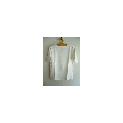 【SALE】SAINT JAMES(セントジェームス) OUESSANT ウェッソン メリディアン SHORTSLEEVE *NEIGE*