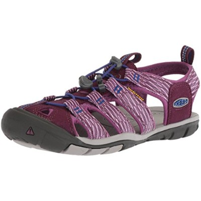 KEEN レディース CLEARWATER CNX-W カラー: パープル