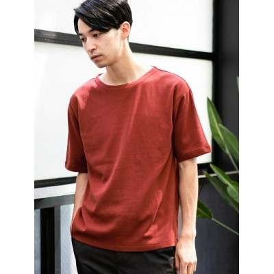 【SALE/40%OFF】UNITED ARROWS green label relaxing CM ガーター ボートネック 半袖 カットソー ユナイテッドアローズ グリーンレーベルリラクシング...