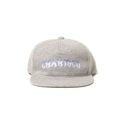 【SALE/40%OFF】BEAMS T CHARI&CO / Metallic Arch Logo Cap ビームスT 帽子/ヘア小物【RBA_S】【RBA_E】【送料無料】