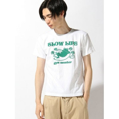 gym master gym master/(U)SLOW LIFE Tee ジムマスター カットソー【送料無料】