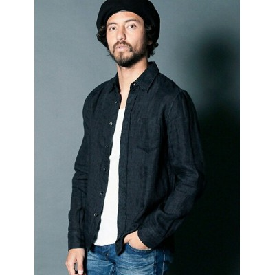 【SALE/40%OFF】Magine THE TWENTY SEVEN : COTTON LINEN GAUZE STANDARD SHIRTS L/S マージン シャツ/ブラウス【RBA_S】...