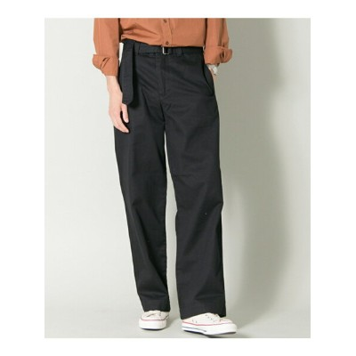 【SALE/40%OFF】URBAN RESEARCH MHL. COTTON DRILL BELTED PANTS アーバンリサーチ パンツ/ジーンズ【RBA_S】【RBA_E】【送料無料】