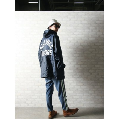【SALE/10%OFF】VOTE MAKE NEW CLOTHES AVIATORS BIG HOODED COACH JK ヴォート メイク ニュー クローズ カットソー【RBA_S】【RBA...