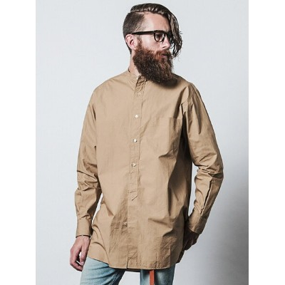 CHORD NUMBER EIGHT LONG SHIRT ガーデン シャツ/ブラウス【送料無料】