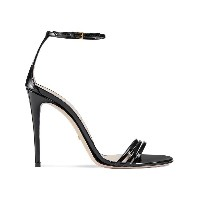 Gucci Patent leather sandals - ブラック