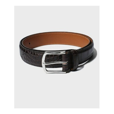 [Rakuten BRAND AVENUE]【SALE/65%OFF】STAMPED BELT D`amico ナノユニバース ファッショングッズ【RBA_S】【RBA_E】【送料無料】