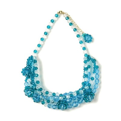 [Rakuten BRAND AVENUE]maturely / Crystal Necklace マチュアリー BEAMS BOY ビームス ボーイ ネックレス アクセサリー BEAMS BOY...