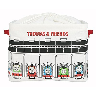 Pilier(ピリエ) スクエアショート 収納ボックス THOMAS&FRIENDS TIDMOUTH(ティドマス)