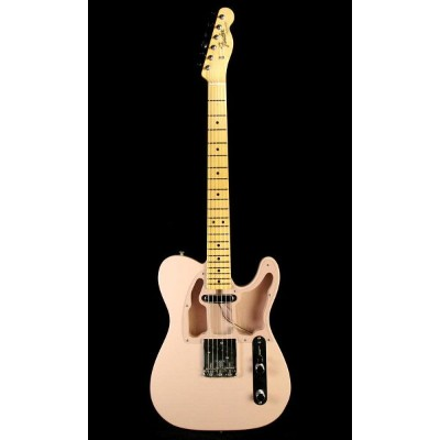 Fender Custom Shop Limited Edition 1967 Closet Classic Smuggler's Telecaster Faded Shell Pink