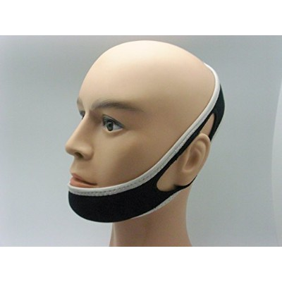 Acusnore Stop Snoring Anti Snore Jaw Chin Strap Belt Apnea Solution Comfort Fit Design by Acusnore