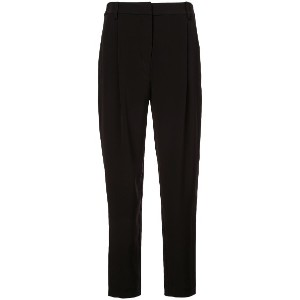 Co tapered trousers - ブラック