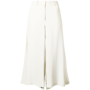 Theory wide leg culottes - ホワイト