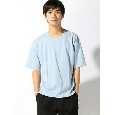 THE COMMON TEMPO/(M)BIG SLIT TEE ザコモンテンポ カットソー【送料無料】