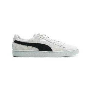 Puma textured sneakers - ホワイト