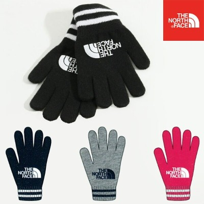 THE NORTH FACE ノースフェイス 手袋 キッズ KID'S KNIT GLOVE NNJ61707