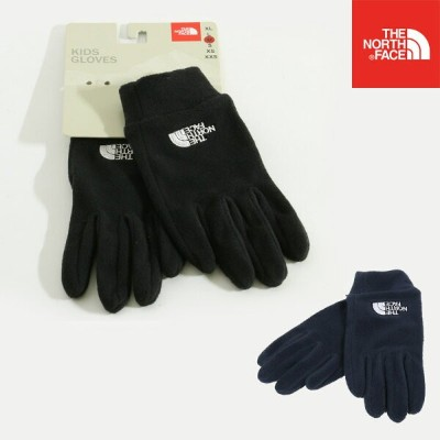 THE NORTH FACE ノースフェイス 手袋 キッズ KID'S MICRO FLEECE GLOVE NNJ61705
