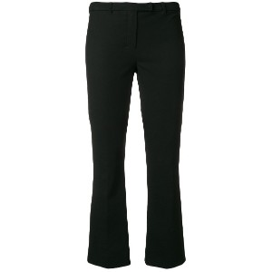 'S Max Mara cropped trousers - ブラック
