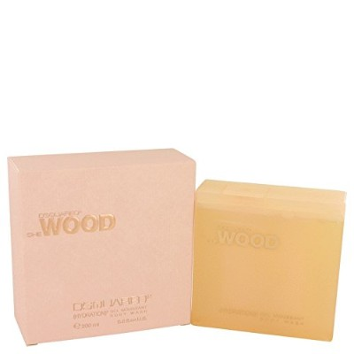 She Wood by Dsquared2 Shower Gel 6.8 oz / 200 ml (Women)