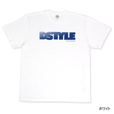 DSTYLE SPEEED LOGO Tシャツ M ホワイト