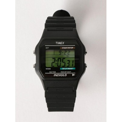 [Rakuten BRAND AVENUE][タイメックス] SC★TIMEX CLASSIC DIGITAL ウォッチ UNITED ARROWS green label relaxing...