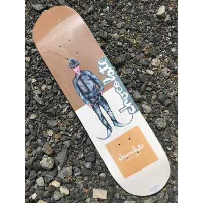【CHOCOLATE】EVERYDAY PEOPLE  STEVIE PEREZ 8×31.5 Skateboard Deck チョコレート スケートボード デッキ