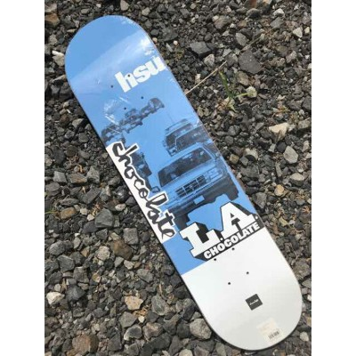 【CHOCOLATE】ANGEL CITY  JERRY HSU 7.75×31.125 Skateboard Deck チョコレート スケートボード デッキ