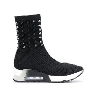 Ash ankle sock sneakers - ブラック