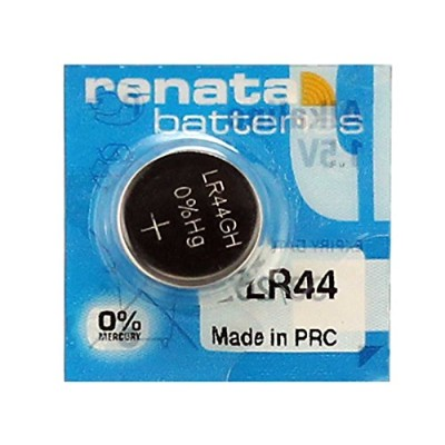 Button Cell X2 Lr44 Blister by Renata