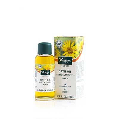 Kneipp JOINT AND MUSCLE RESCUE BATH With Natural Essential Oils ARNICA 100ml
