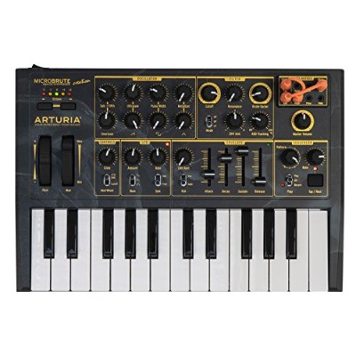 Arturia アナログシンセサイザー MicroBrute Creation Edition