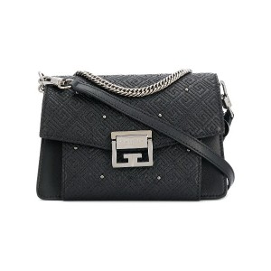 Givenchy GV3 quilted bag - ブラック