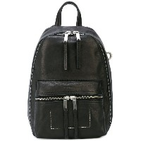 Rick Owens small basic backpack - ブラック