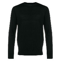 Ps By Paul Smith crew neck sweater - ブラック