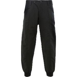 Ziggy Chen tapered trousers - ブラック