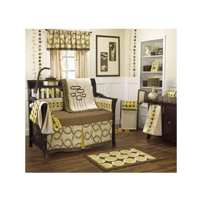 Cyprus 4 Piece Baby Crib Bedding Set by Cocalo Couture by Cocalo Couture