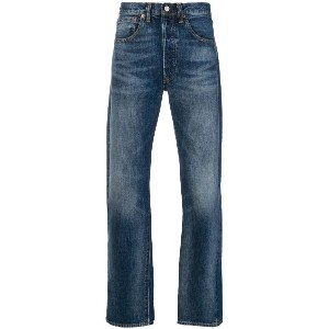 Levi's Vintage Clothing washed 501 jeans - ブルー