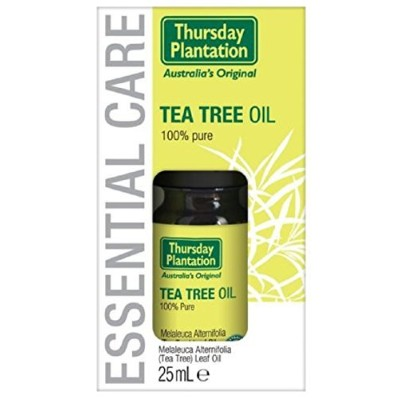 Thursday Plantation Tea Tree Solution for Nails (25ml) by Thursday Plantation Teatree [並行輸入品]