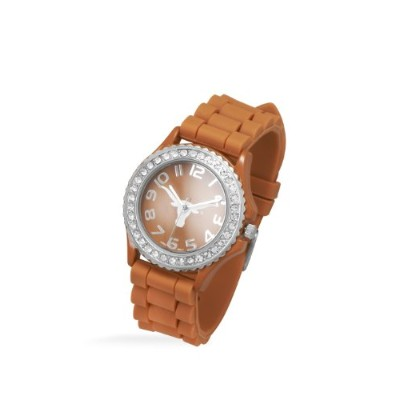 Collegiate Licensed University of Texas Ladies ' Fashion Watch