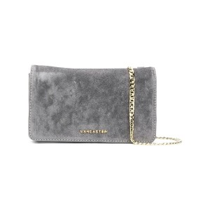 Lancaster large clutch bag - グレー