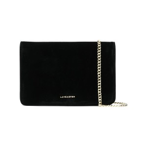 Lancaster large clutch bag - ブラック
