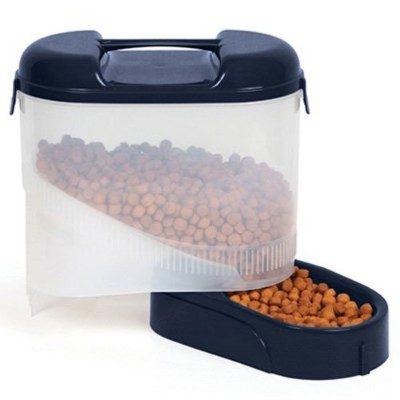 Bergan BER-11715 Travel Feeder 11.5 in. x 11.5 in. x 6.3 in.