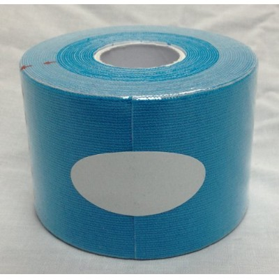 Therapist's Choiceテつョ Kinesiology Tape Single Roll (2-Inch x 16.4-Feet) (Blue) by Therapist's...