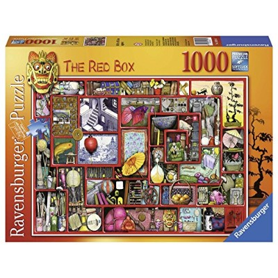 Ravensburger Colin Thompson The Red Box (1000 Pieces)
