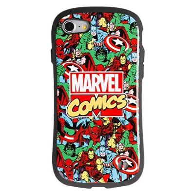 iFace First Class MARVEL iPhone8 / 7 ケース 耐衝撃/ヒーロー / 集合