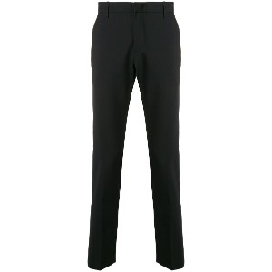 Dondup tailored fitted trousers - ブラック