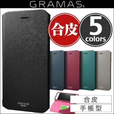 "iPhone 8 Plus / iPhone 7 Plus 用 ケース GRAMAS COLORS Leather Case ""EURO Passione"" CLC276P for iPhone 8..."