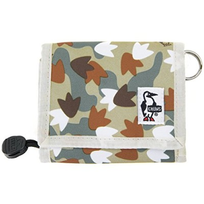 [チャムス] ウォレット Eco Multi Wallet CH60-2194-Z086-00 Z086 17F Foot Camo